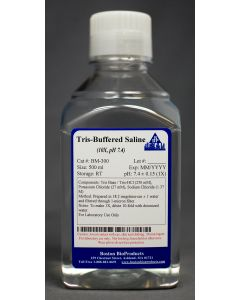 Tris-Buffered Saline  (10X, pH 7.4)